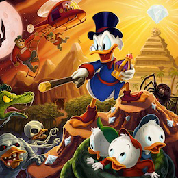 Outside the Longbox - DuckTales Remastered