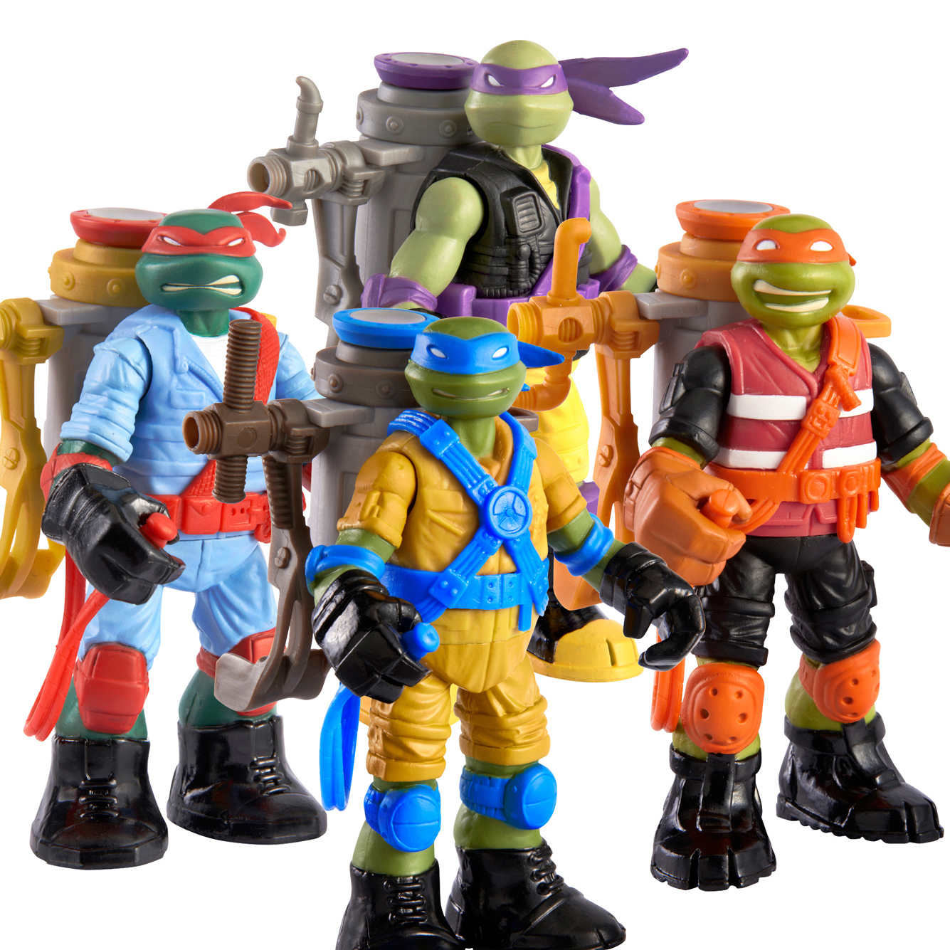 Figure 8 - Teenage Mutant Ninja Turtles (2012)