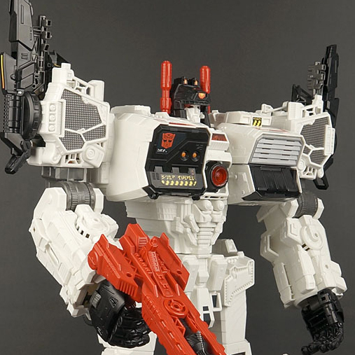 Figure 8 - Transformers Generations Metroplex