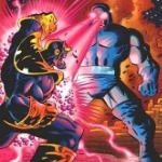 Riddle Me This! Darkseid vs. Thanos