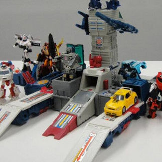 The PoP! Toybox Episode 2 - G1 Fortress Maximus