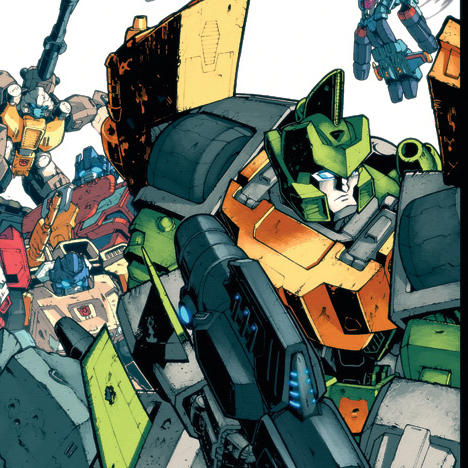 Hidden Gems - Transformers: Last Stand of the Wreckers
