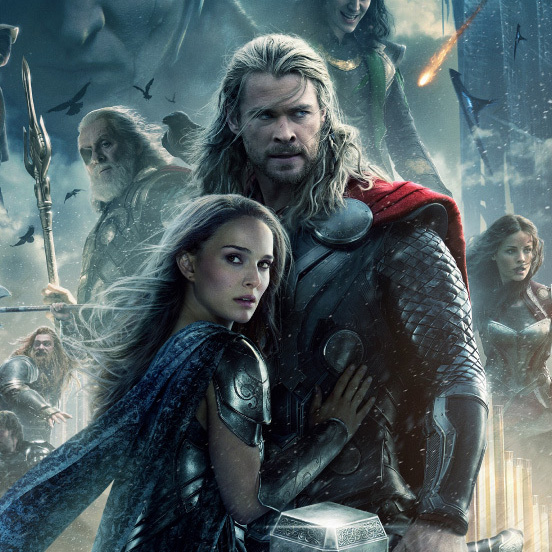 Review - Thor: the Dark World