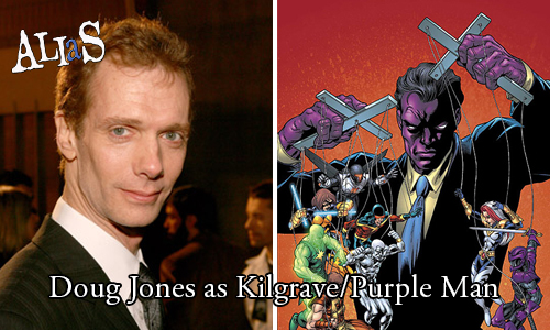 Jones as Purple Man