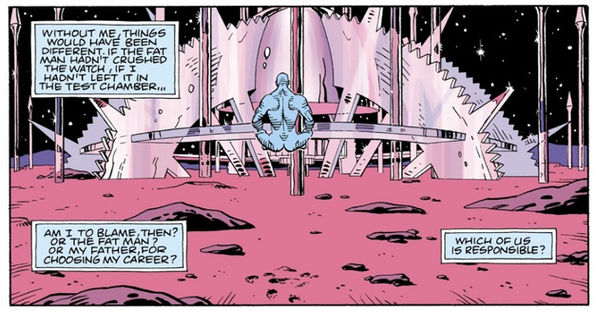 dr manhattan mars