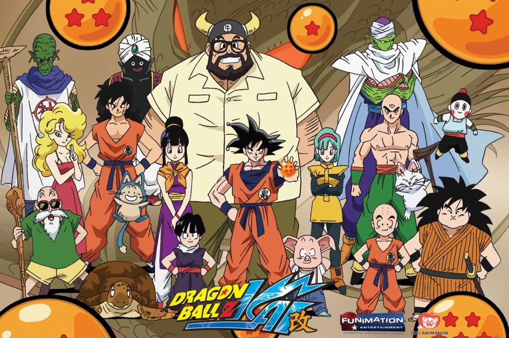 DBZ Kai First Image