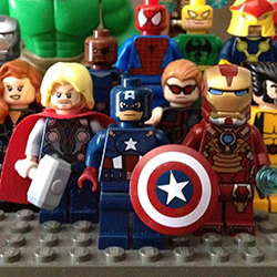 Figure 8 - LEGO Marvel Superheroes
