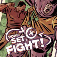 Hidden Gems: Down Set Fight