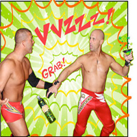 Review: 'Christopher Daniels & Kazarian Wrestle Aw Yeah Comics!'