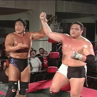 Wrestling School: Samoa Joe Vs. Kenta Kobashi