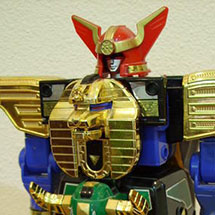 Figure 8 - The Zeo Zords