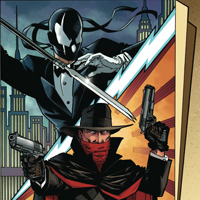 Review: 'Grendel vs. The Shadow #1'