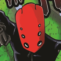 Review: 'The Red Mask From Mars #1'