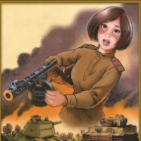 Review: 'Katusha, Girl Soldier of the Great Patriot War: Book Two: The Shaking of the Earth'