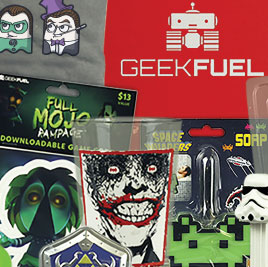 Unboxing Geek Fuel's June 2015 Mystery Box