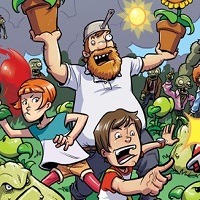 Review: 'Plants vs. Zombies Graphic Novel Box Set'