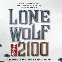 Review: 'Lone Wolf 2100' #1