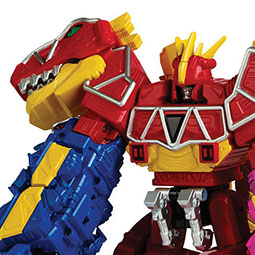 Review: The Dino Charge Megazords Are as Cool as Robot Dinosaurs Should Be