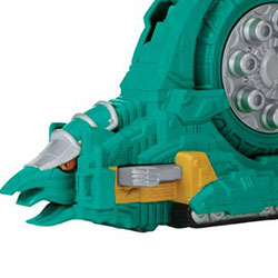 Review: the Power Rangers Dino Charge Auxiliary Zords Bring the Thunder