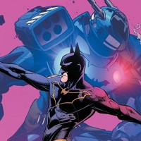 Review: 'Batman Vol. 8: Superheavy'